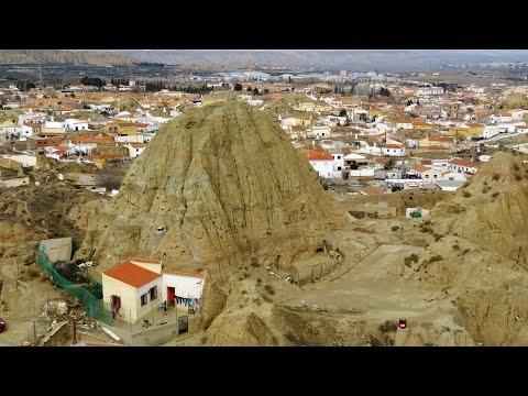 Guadix - In einer Höhle wohnen