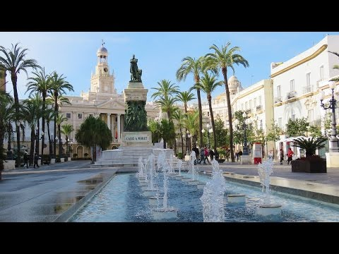 Städtetrip durch Cádiz