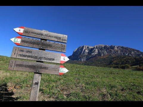 Wandertag in Südtirol