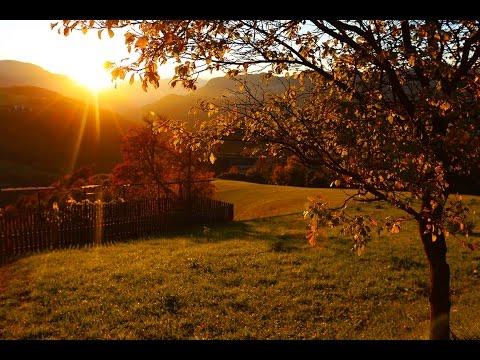 Goldener Oktober in Südtirol