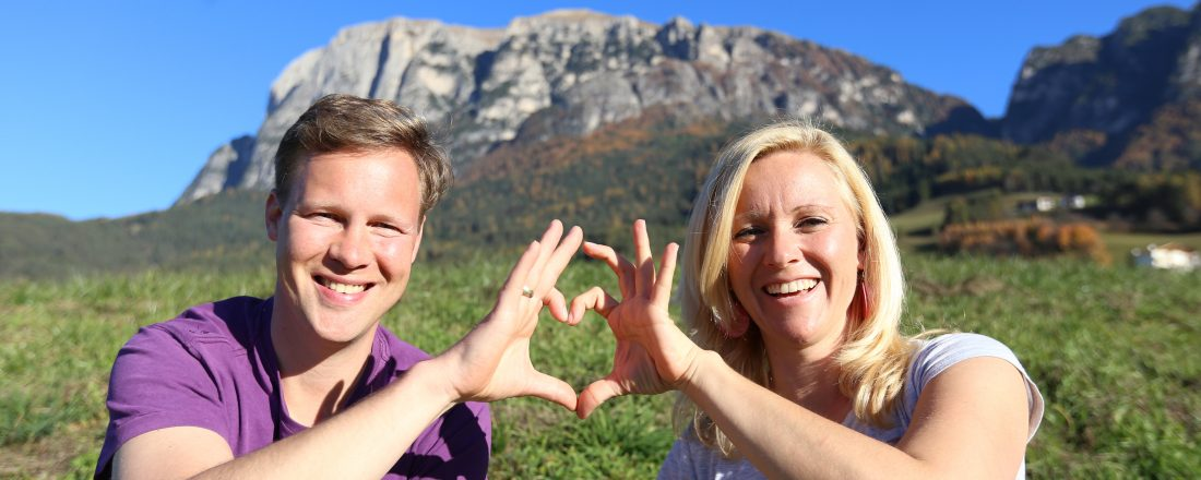 Wir lieben Südtirol