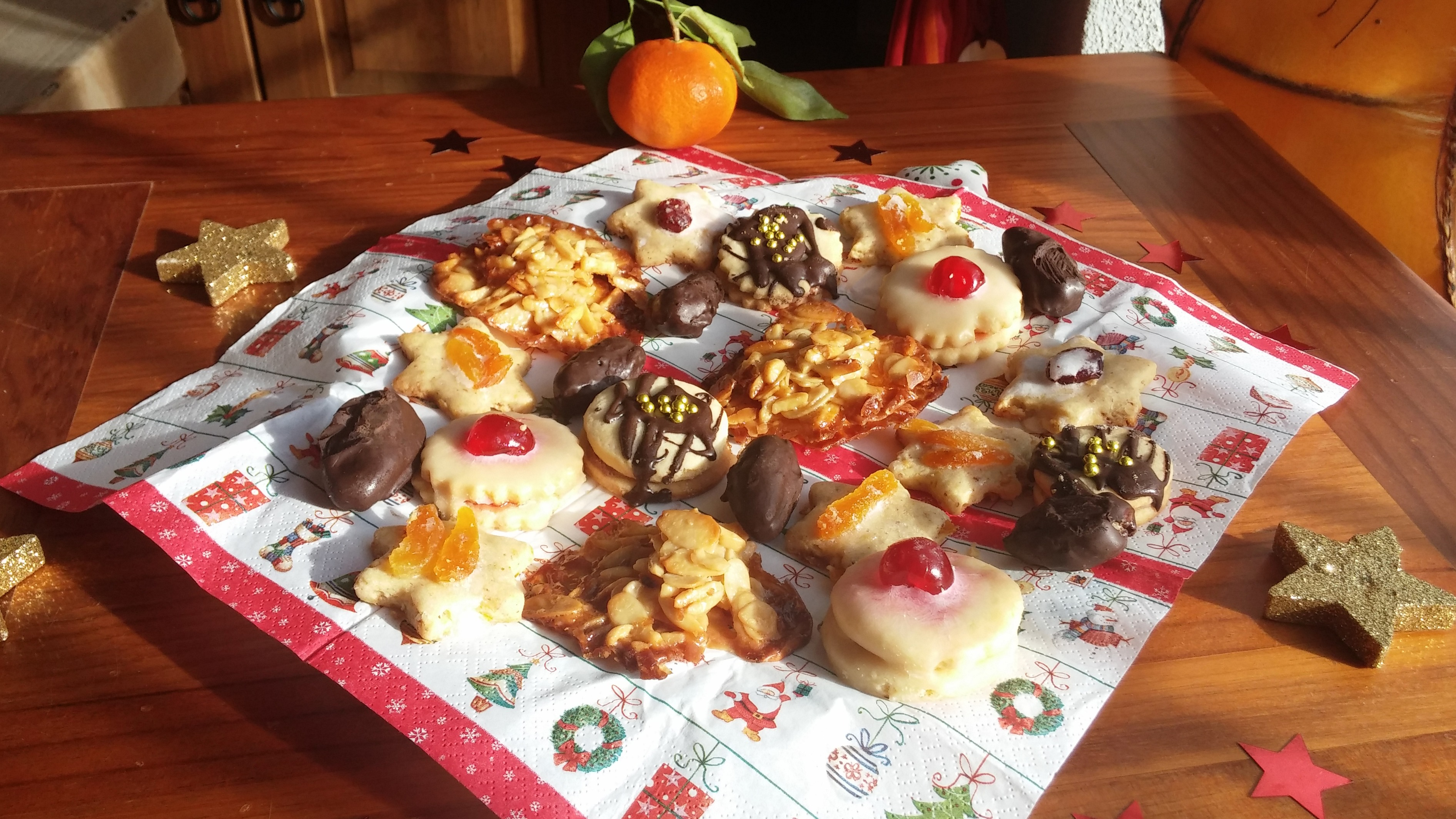 Mama´s vegane Weihnachtskekse für uns