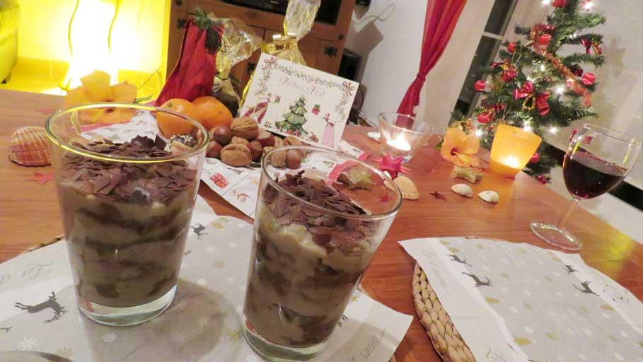 Dessert: Unser missglücktes Tiramisu