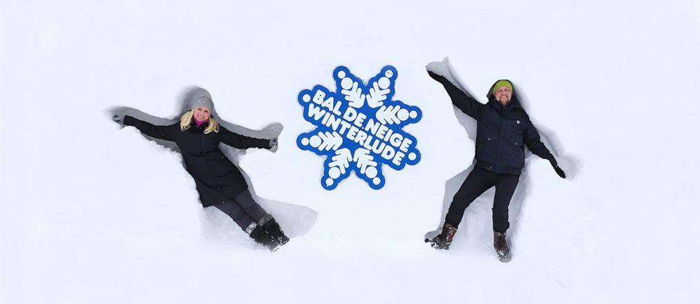 Winter cooler in Kanada