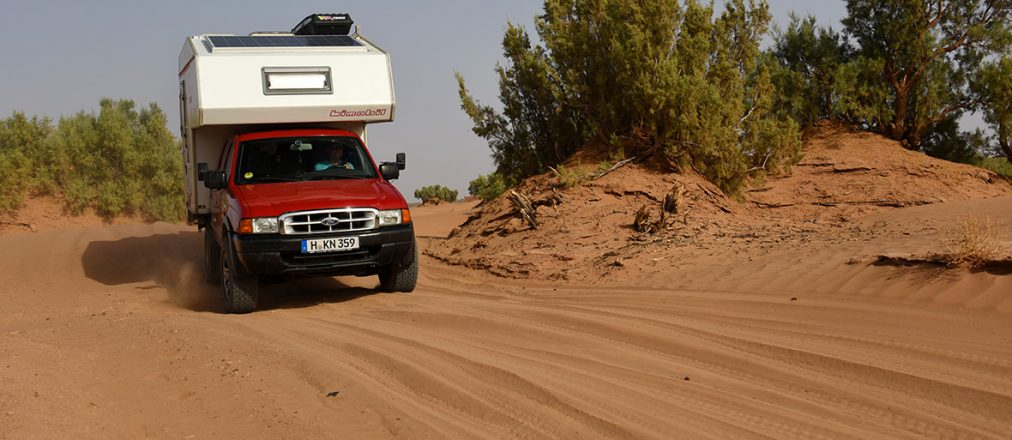 Offroad sahara
