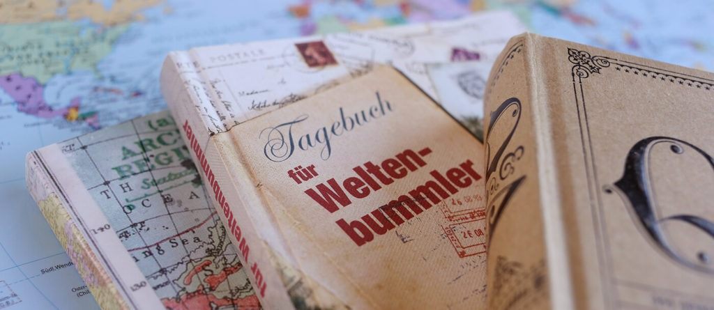 Reisedokumentation - Geben und Nehmen