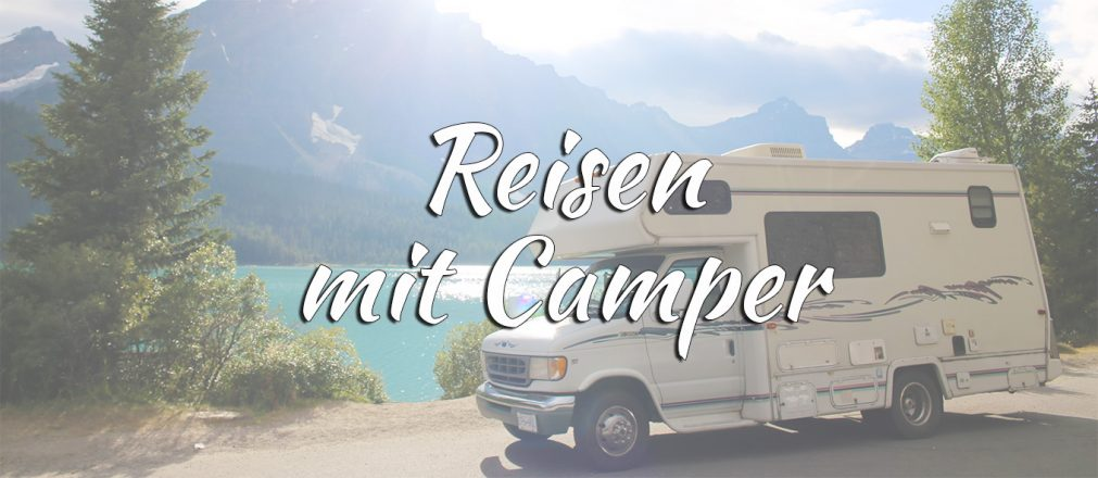 Reisen mit Camper