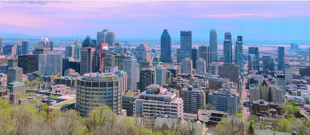 Montréal Kanada 2017