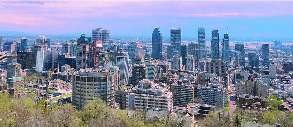 Umweg und Citytrip durch Montréal (Roadtrip #1)