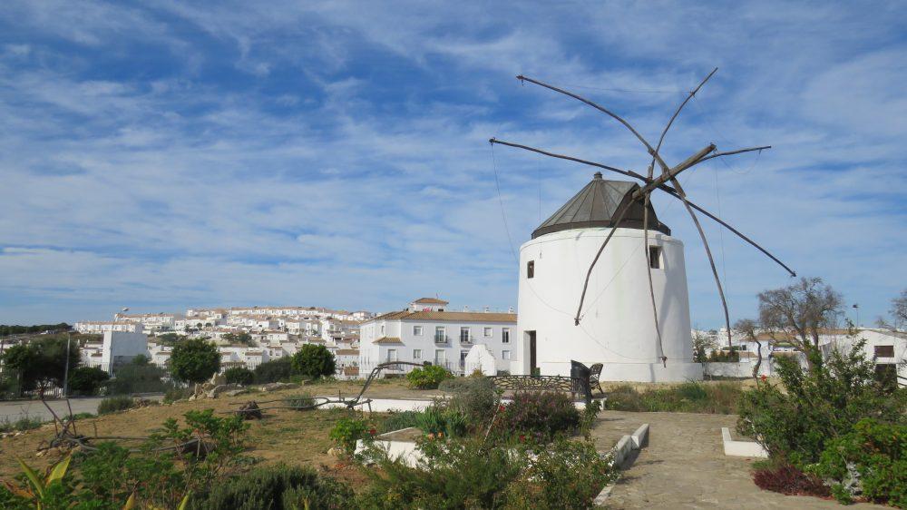 Der Windmühlenpark ist einer unser Lieblingsplätze in Vejer