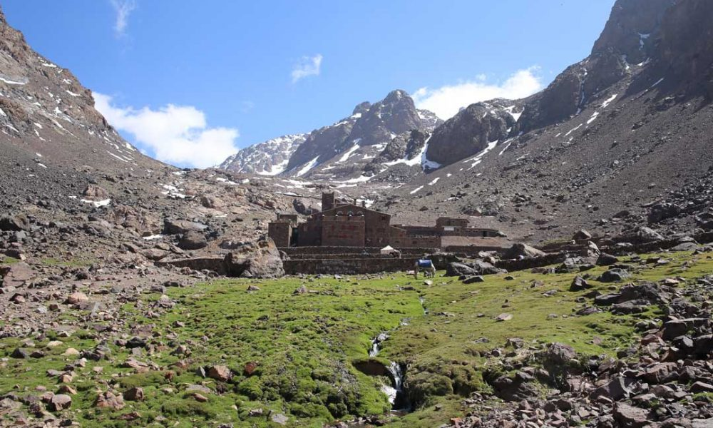 The Refuge Toubkal