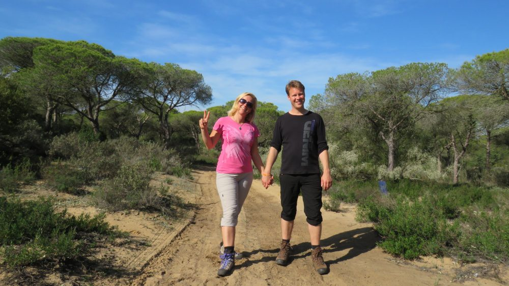 Naturpark Brena y Marisma del Barbate bei Vejer